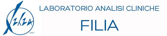 LABORATORIO ANALISI CLINICHE – FILIA